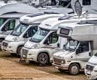 Campervans nebo obytné automobily