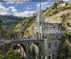 Svatyně Las Lajas, Kolumbie
