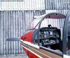 Ovládací prvky lehkých letadel