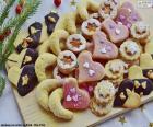 Nabídka vánočního cukroví
