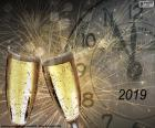 Šťastný rok 2019