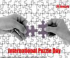 Den mezinárodní Puzzle