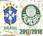 Palmeiras, brazilský mistr 2018