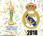 Real Madrid, mistr světa v roce 2018