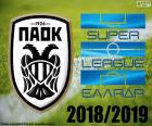 PAOK, mistr 2018 – 2019