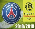 PSG, mistr 2018 – 2019