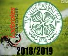 Celtic FC, mistr 2018 – 2019