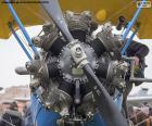 Dvouplošník motor