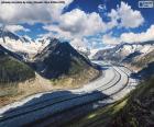 Aletschský ledovec