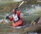 Kanoe divoké vody