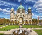 Berlínská katedrála, Německo