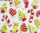 Pěkné vánoční cukroví