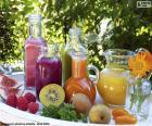 Přírodní ovocné šťávy