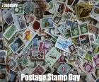 Den poštovního razítka