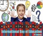Mezinárodní den vzdělávání