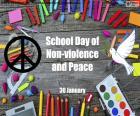 Školní den nenásilí a míru