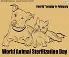 Světový den sterilizace zvířat