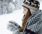 Teplý nápoj na nachlazení