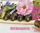 Světový den homeopatie