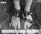 Mezinárodní den proti otroctví dětí