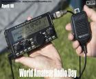 Světový amatérský rozhlasový den