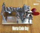 Den morseového kódu