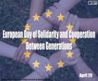 Evropský den solidarity a spolupráce mezi generacemi