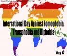Mezinárodní den proti homofobii, transfobii a bifobii