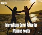 Mezinárodní den akce pro zdraví žen