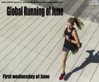 Globální běžecký den