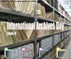 Mezinárodní den archivů