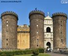 Puzle Castel Nuovo, Itálie