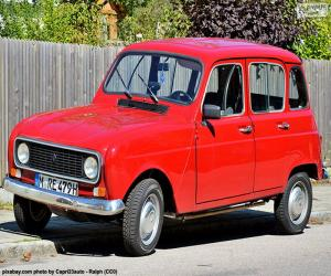 Puzle Renault 4