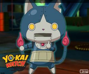 Puzle Robonyan, Yo-Kai Watch