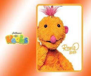 Puzle Roma je Hoob, který cestuje po celém světě