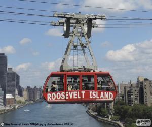 Puzle Roosevelt Island Tramway