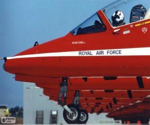 Puzle Royal Air Force
