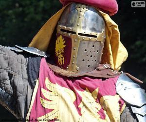 Puzle Rytířská helma