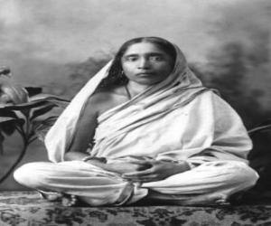 Puzle SARADA Devi, manželka a duchovní partner Ramakrishna Paramahamsa