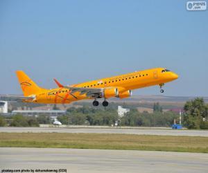 Puzle Saratov Airlines, Rusko