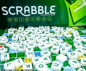 Puzle Scrabble