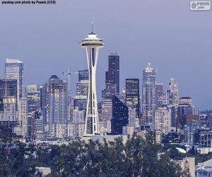 Puzle Seattle, Spojené státy