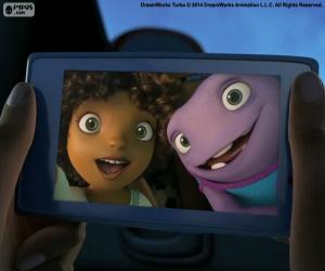 Puzle Selfie Tipy a O