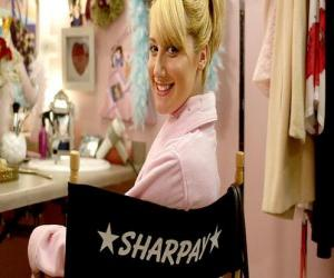 Puzle Sharpay Evans (Ashley Tisdale)