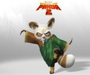 Puzle Sifu je trenér všech velkých kung fu bojovníky v zemi.