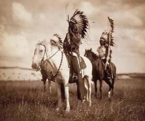 Puzle Sioux šéf