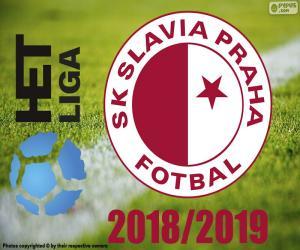 Puzle SK Slavia Praha, vítěz 2018 – 2019