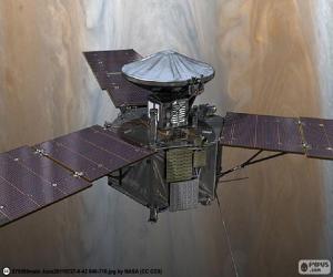 Puzle Sonda Juno