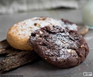 Puzle Soubory cookie