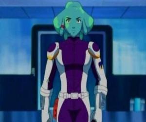 Puzle Spavid, mimozemšťan student v galaktickém akademie